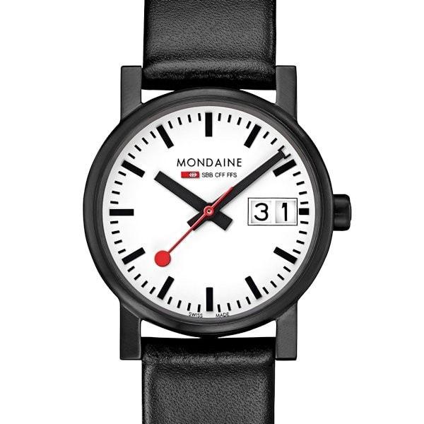 bd1c5c5a4b Recenze nových náramkových hodinek společnosti Mondaine - TimeStore.cz