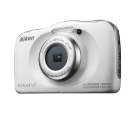 COOLPIX W100 WHITE BACKPACK KIT