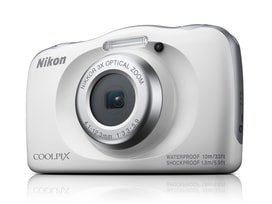 COOLPIX W150 WHITE BACKPACK KIT