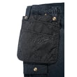 Kalhoty Carhartt - 100455BLK Multi-Pocket Ripstop Pirate Pant