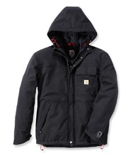 02702BLK Insulated Shoreline Jacket