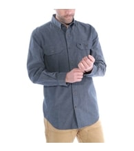 Košile carhartt - S202 499 Long-Sleeve Chambray Shirt