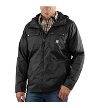 100247 BLK Rockford Jacket