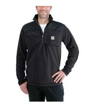 Mikina Carhartt - 102836001 Fallon Half Zip Fleece