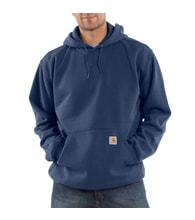 K121NVY Midweight Hooded Swearshirt