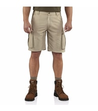 Kraťasy Carhartt - 100277 TAN Rugged Cargo Short