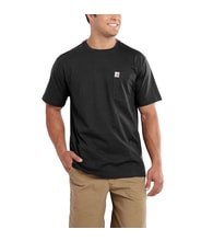 101125 Maddock Pocket S-Sleve T-shirt Black