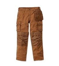 100233brn multi-pocket ripstop pant