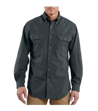 S202 BKC Long-Sleeve Chambray Shirt