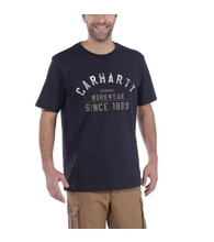 Carhartt triko -104103 412 Workwear Graphic S-Sleve T-shirt