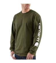 EK231 ARG Long-Sleeve Graphic Logo T-Shirt