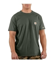 Men's FORCE™ Cotton S-Sleeve T-Shirt