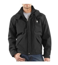 J162BLK Waterproof Breathable Jacket