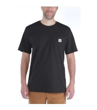 Carhartt triko -103296 001 Workwear Pocket S-Sleve T-shirt