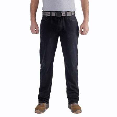 jeansy Carhartt - 102804 N00 Rugged Flex® Relaxed Straight Jean