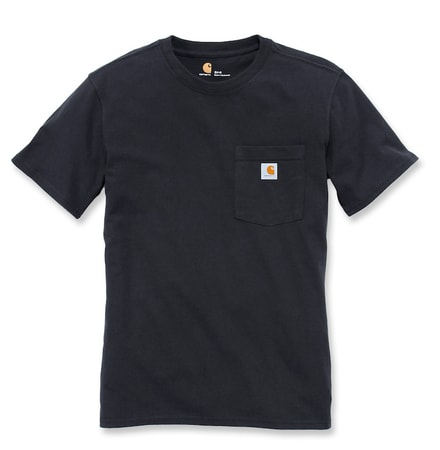 Carhartt triko -103067 001 Workwear Pocket S-Sleve T-shirt