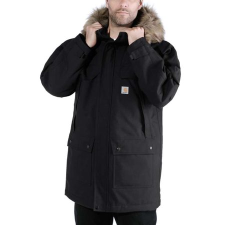 Bunda Carhartt - 102728 001 QUICK DUCK® SAWTOOTH PARKA