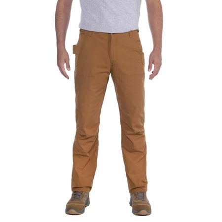 Kalhoty Carhartt - 103160211 FULL SWING® STEEL DOUBLE FRONT PANT
