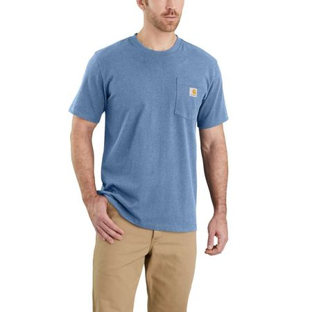 Carhartt triko -103296 H19 Workwear Pocket S-Sleve T-shirt