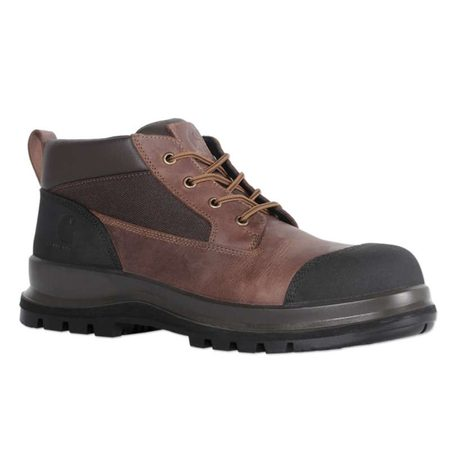 Boty Carhartt - F702913 201 Detroit Rugged Flex® S3 Chukka Safety Shoe