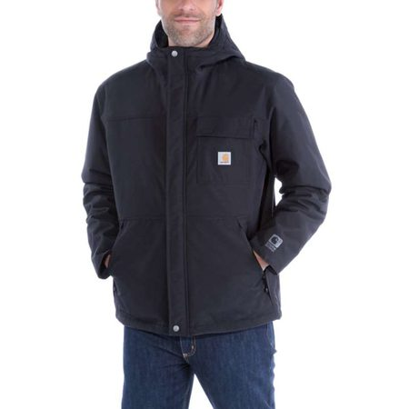 Bunda Carhartt -102702BLK Insulated Shoreline Jacket
