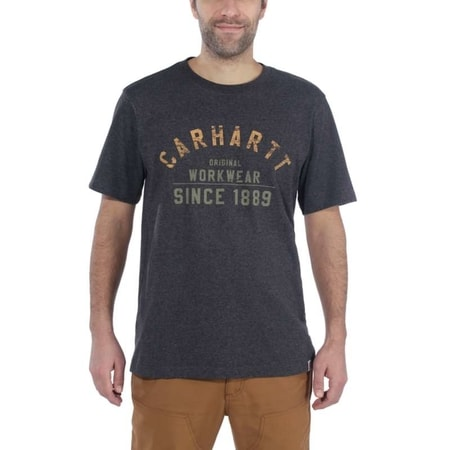 Carhartt triko -104103 026 Workwear Graphic S-Sleve T-shirt