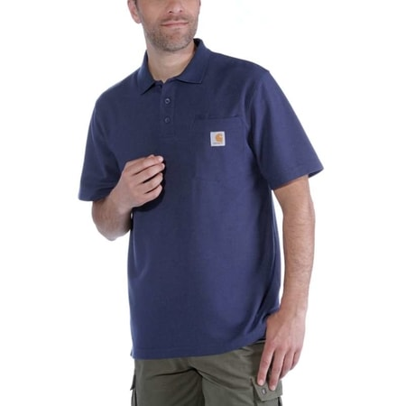 Carhartt triko - K570413 Contractor's Work Pocket™ Polo