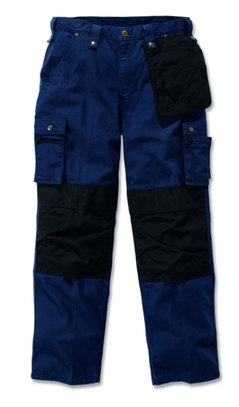 100233NVY Multi-Pocket Ripstop Pant