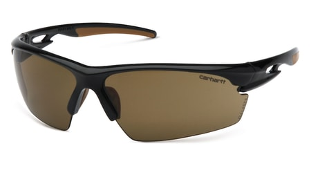 Carhartt brýle -EGB6DT BRZ Ironside plus safety glasses