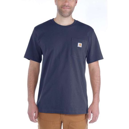 Carhartt triko -103296 412 Workwear Pocket S-Sleve T-shirt