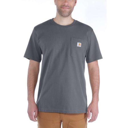 Carhartt triko - 103296 022  Workwear Pocket S-Sleve T-shirt
