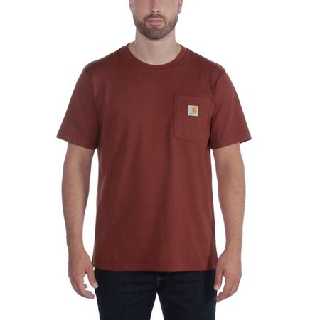 Carhartt triko - 103296 R07  Workwear Pocket S-Sleve T-shirt