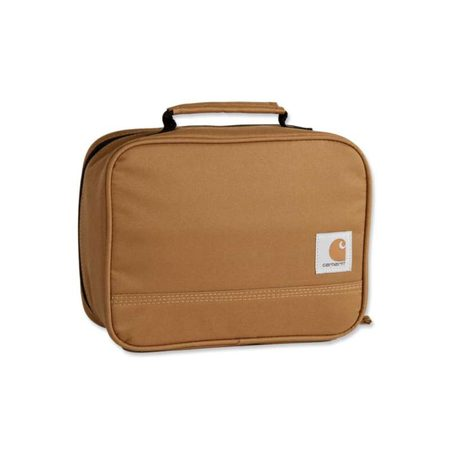 Box Carhartt - 291801B BRN Lunch Box