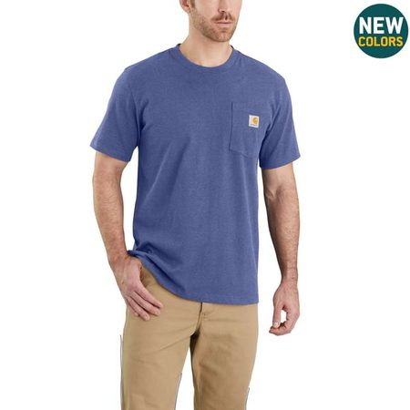 Carhartt triko - 103296 I35  Workwear Pocket S-Sleve T-shirt