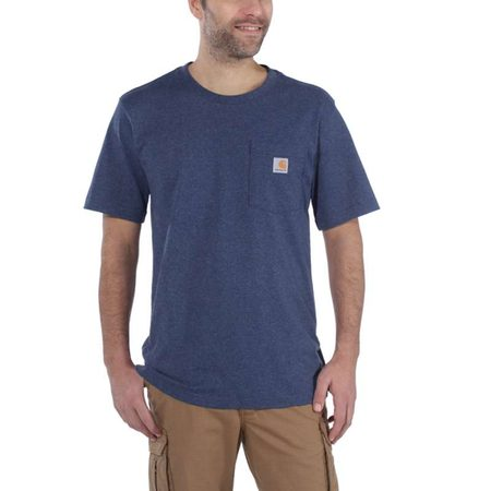 Carhartt triko - 103296 413  Workwear Pocket S-Sleve T-shirt