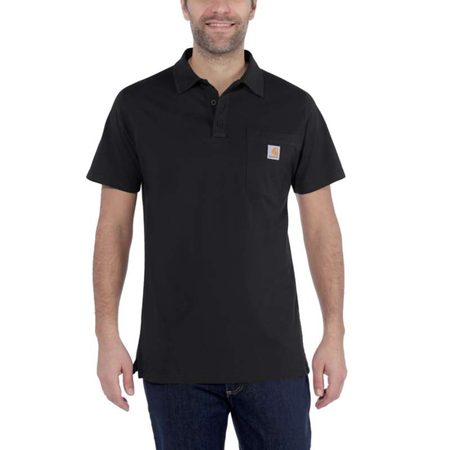Carhartt triko -103569001 Force®  Cotton Delmond Polo