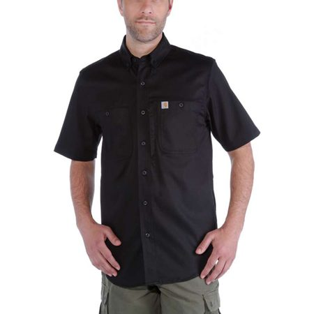 Košile carhartt -102537 001 Rugged Professional Short Sleeve Work Shirt