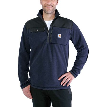 Mikina Carhartt - 102836412 Fallon Half Zip Fleece