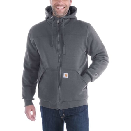 Mikina Carhartt - 103312 026 Rockland Quilt-lined full Zip Hooded Swearshirt
