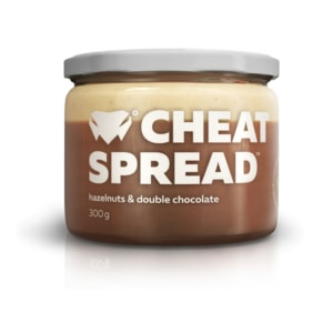 R3ptile Cheat spread - hazelnuts & double chocolate 300 g