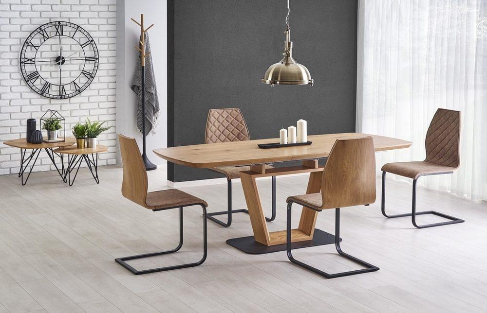 Halmar BLACKY extension table