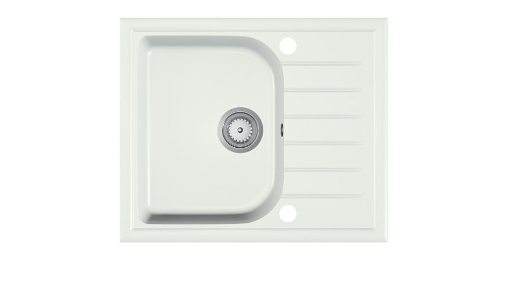 Halmar ALAROS sink, color: white