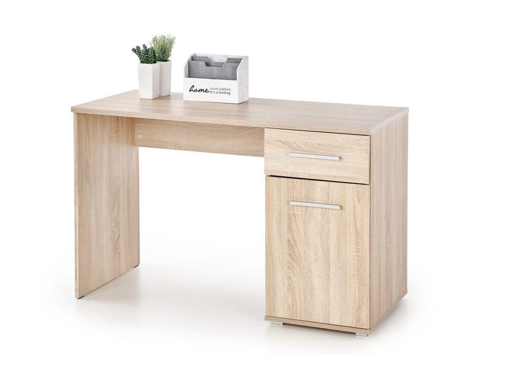 Halmar LIMA B-1 desk, color: sonoma oak