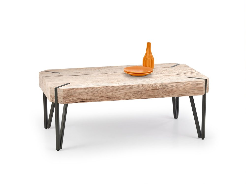 Halmar EMILY c.table, color: san remo / black