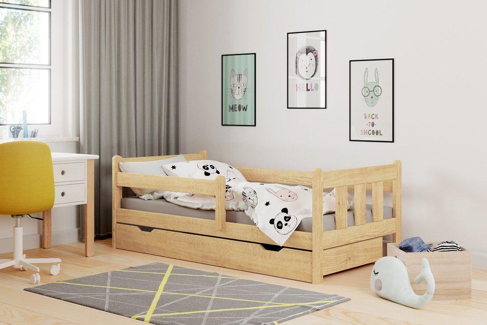 Halmar MARINELLA pine bed