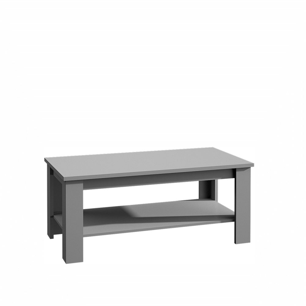 Konferenční stolek, šedá, PROVANCE ST2