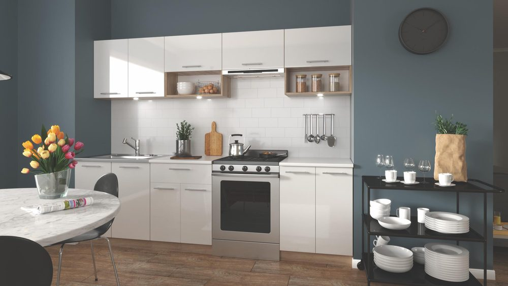 Halmar VIOLA 260 kitchen set