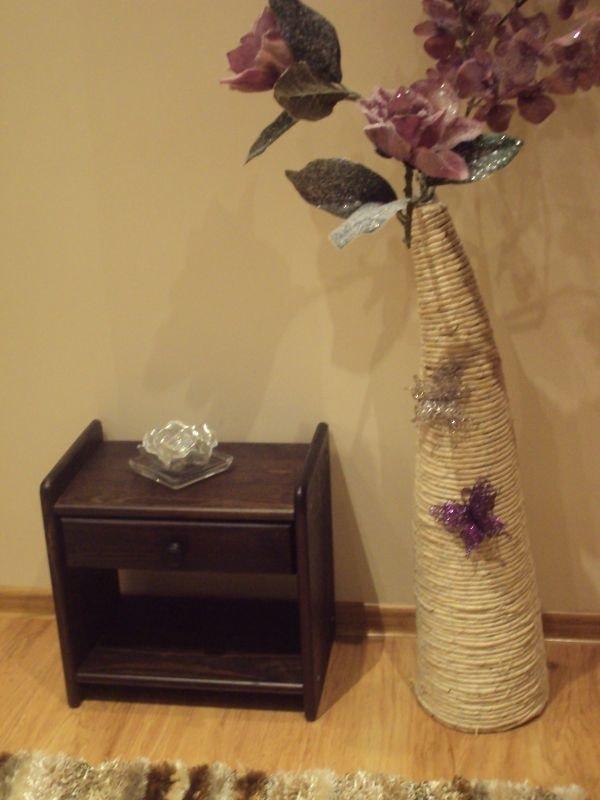 Maxi-drew Noční stolek ILONA ořech