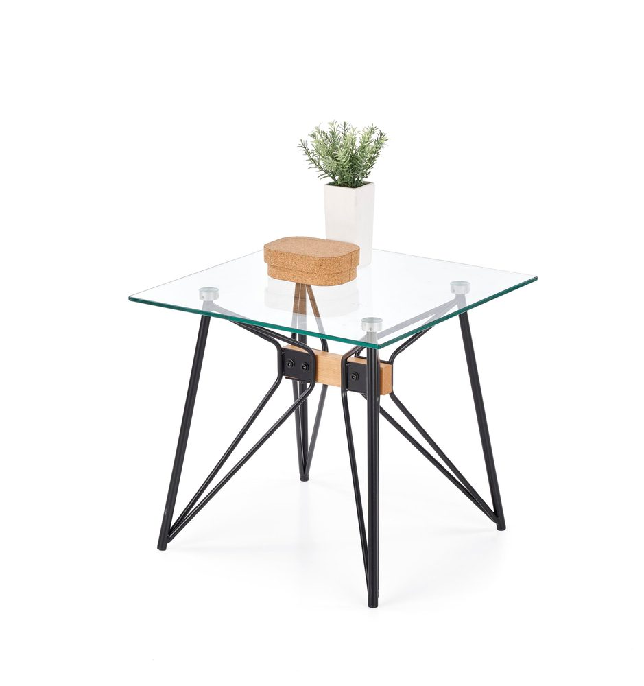 Halmar ALLEGRA KWADRAT c. table