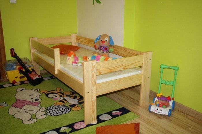 Maxi-drew Dětská postel KRZYS 70 x 160 cm